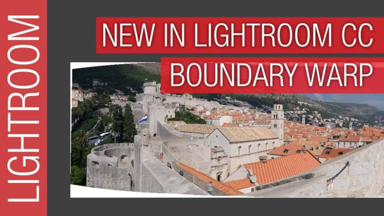New in Adobe Lightroom CC 2015 – Boundary Warp – Straighten out your Panoramics