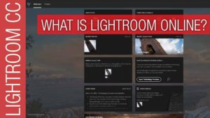 How To Use Adobe Lightroom Online