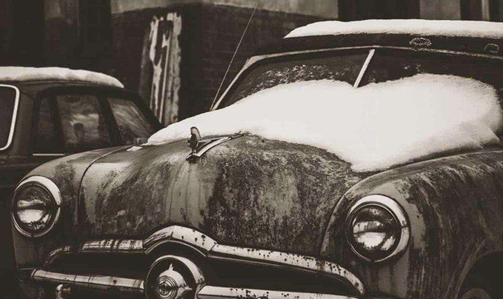 Vintage Photo Lightroom Preset