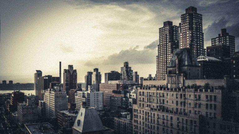 Lightroom Tutorial: Post Apocalyptic Cityscape Effect & Free Preset