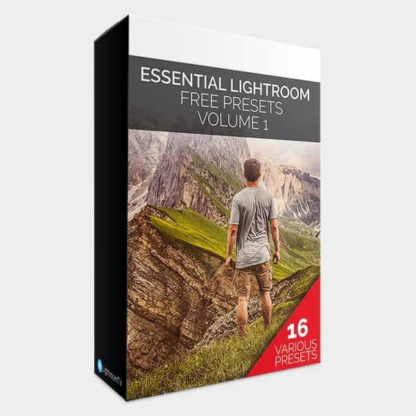 Lightroom Essentials Free Presets Vol 1