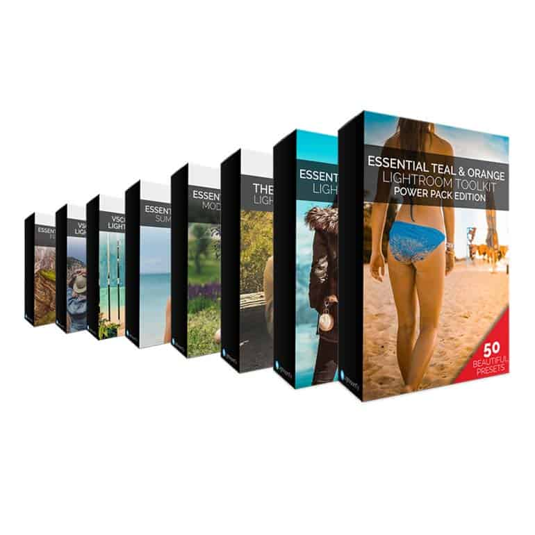 Lightroom Presets 8 Pack