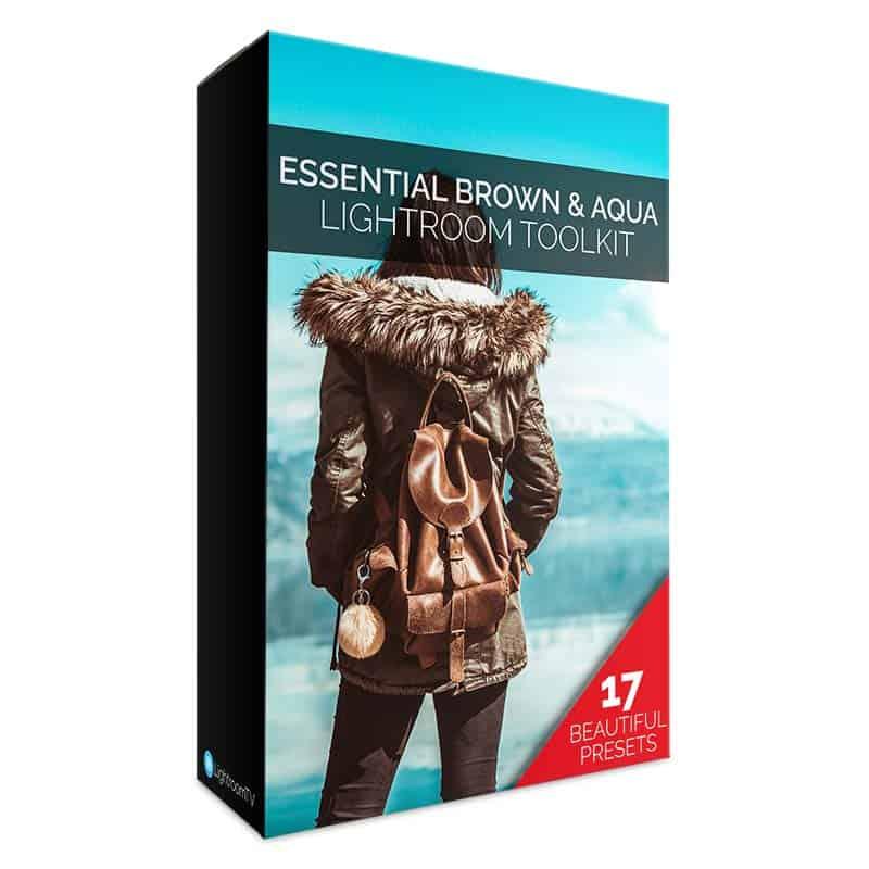 Brown & Aqua Toolkit