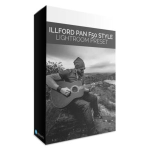 Illford Pan F Plus 50 Style