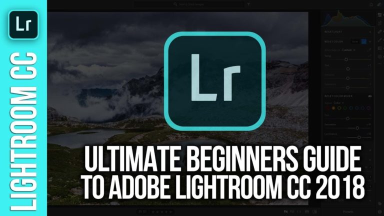Complete Lightroom CC for Beginners